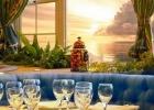 Punta del Este, Scarlett - Restaurante - Punta del Este Las mejores vistas de Punta del Este desde el Restaurante.