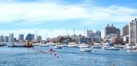 El puerto de yates, una maravilla de naturaleza y vistas panorámicas en la Península.